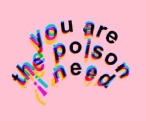 aesthetic, quote, and pink image
