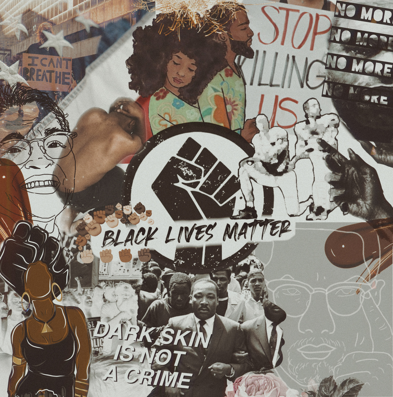 advocacy, awareness, and black image