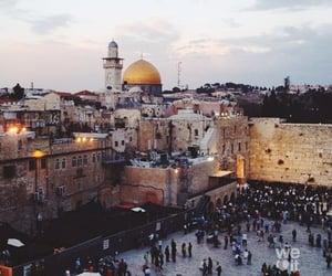 Jerusalem, palestine, and زهرة المدائن image