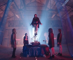 coven, horror, and witchcraft image