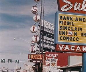 city, retro, and vintage image