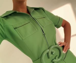 fashion, gucci, and green image