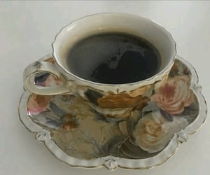 cafe, coffee, and cafeine image