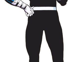 bullseye, Marvel, and comics image