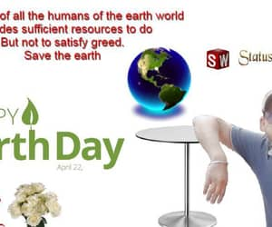 earth day messages quotes, message on save earth, and international earth day image