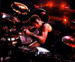 drums, metallica, and lars ulrich image