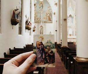 aesthetic, card, and Catholic image