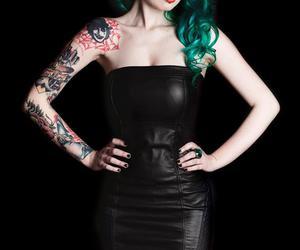 sexy, victoria van violence, and hair color image