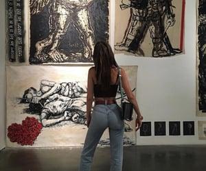 art, fashion, and style image