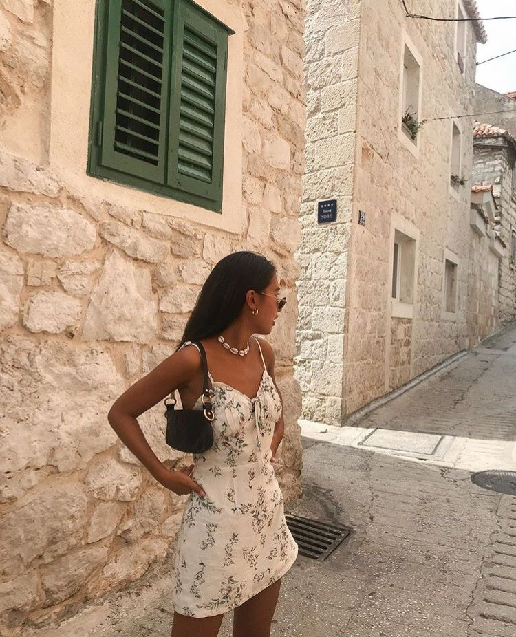 girl, dress, and explore image