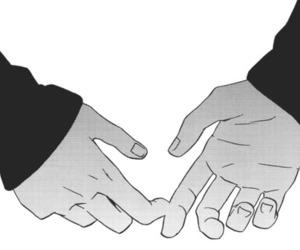 love and anime image