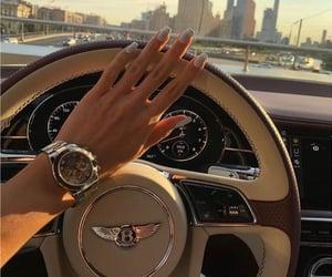 car, Bentley, and nails image