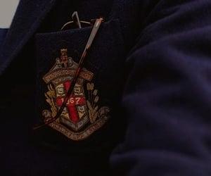 blazer, uniform, and private school image