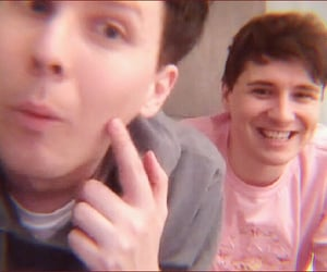 pink, amazingphil, and soft image