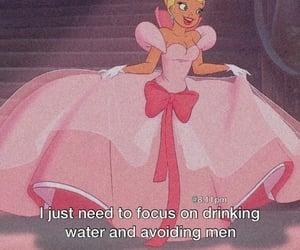 men, pink, and princess image