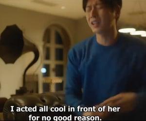 asia, Korean Drama, and funny image