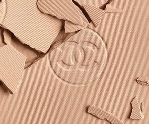chanel, beige, and powder image