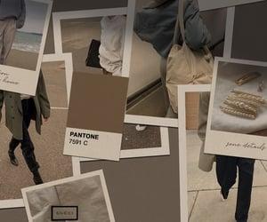 Collage, fotografia, and pantone image