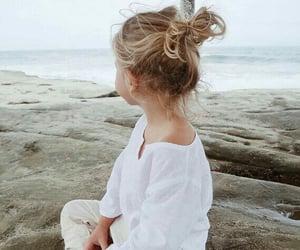 beach, familia, and family image