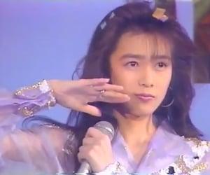 80s, idol, and 工藤静香 image