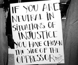 justice and black lives matter image