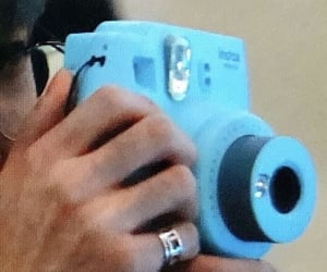blue, camera, and details image