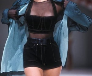 fashion inspiration, sexy outfit, and beauty inspiration image
