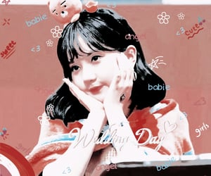 baby girl, soft, and gfriend theme image