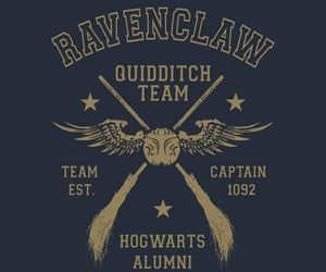 captain, harry potter, and quidditch image