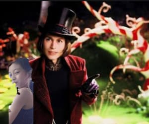 willy wonka and me image