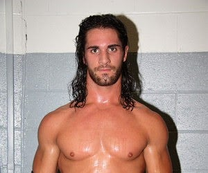 wwe, seth rollins, and ring of honor image