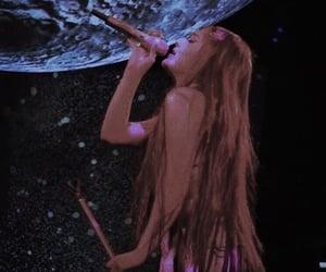sweetener, moon, and ari image