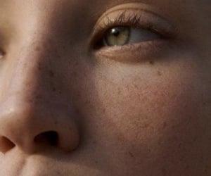 beautiful and eyes image