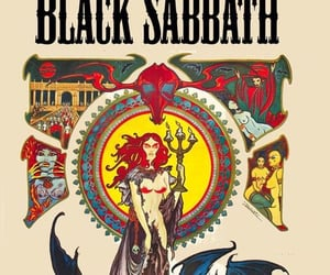archive, Black Sabbath, and poster image