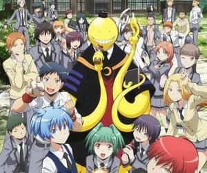assassination classroom, anime, and korosensei image