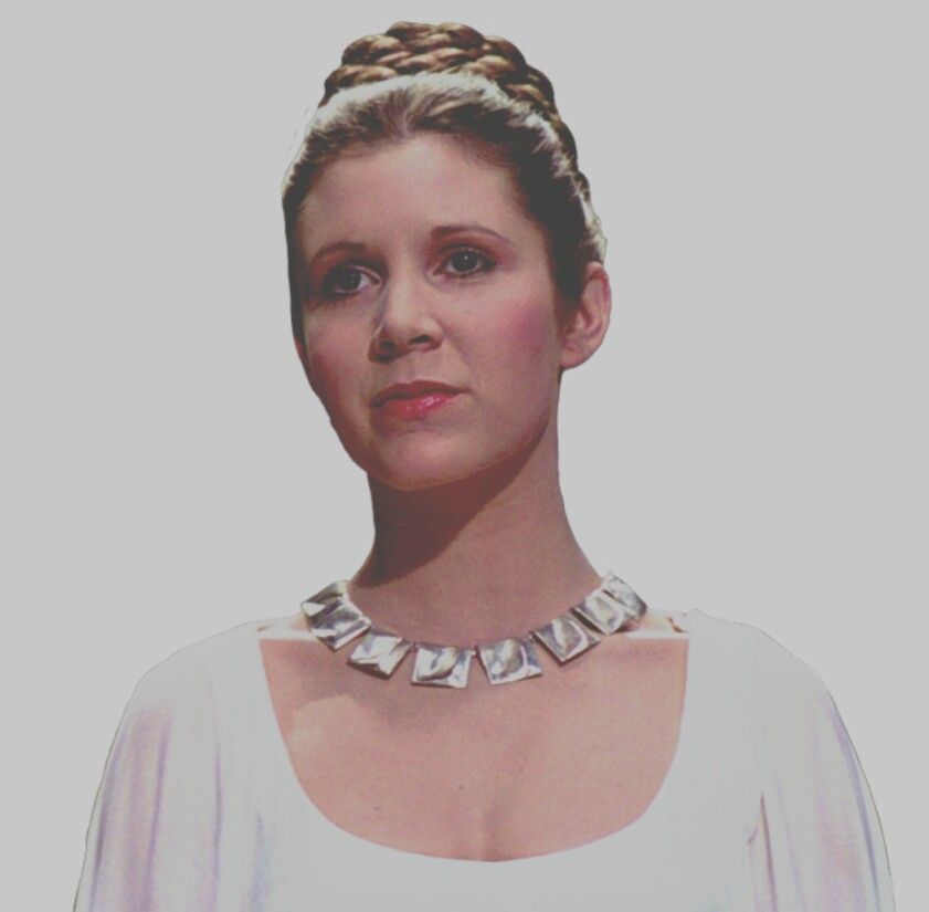 Princess Leia, star wars, and profile picture image