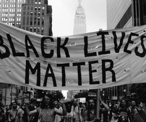black lives matter, blm, and equality image