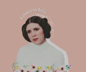 profile picture, Princess Leia, and star wars image