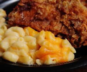 delicious, food, and mac and cheese image