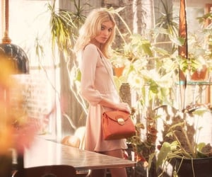bag, style, and blonde image