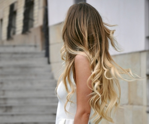 girl, Hot, and ombre image
