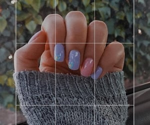 esmalte, pink, and nails image