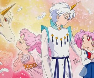 helios, sailor moon, and love image