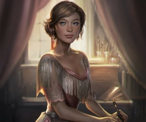 chain of gold and lucie herondale image