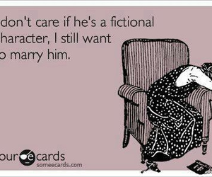 book, fictional characters, and marry image