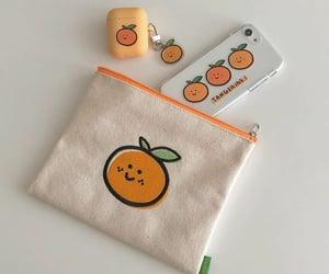 orange, aesthetic, and soft image