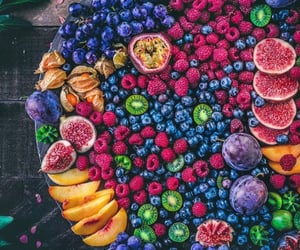 aesthetic, blackberry, and FRUiTS image