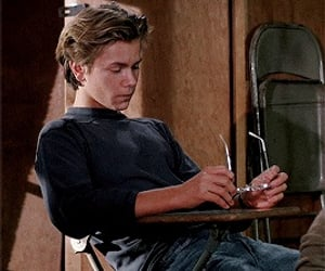 90s and river phoenix image