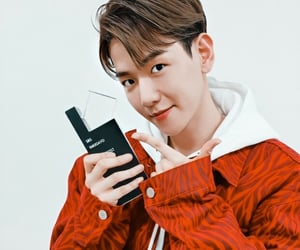 boy, Chen, and kpop image