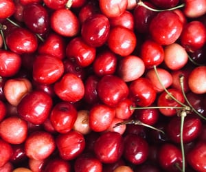 aesthetic, american life, and cherries image